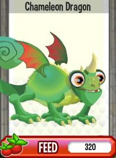 Đặc điểm thuộc tính của Chameleon Dragon