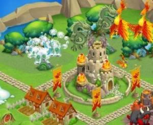 Cách nhận được nhiều Gold (vàng) và lên level nhanh game Dragon City, game dragon city, huong dan tong hop game dragon city, cach kiem nhieu gold